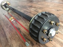 Trailer Braked Axles & Parts