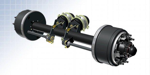 HF Propar Axle Parts